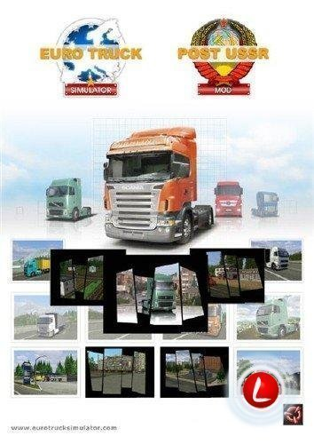 Euro Truck Simulator post USSR (2009)