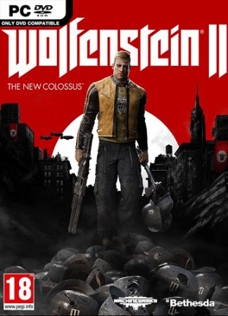 Wolfenstein II: The New Colossus [Update 6 + DLCs] (2017) PC | Repack от xatab
