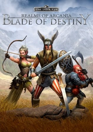 Realms of Arkania: Blade of Destiny (2013) PC | Лицензия