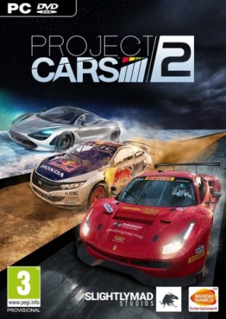 Project CARS 2: Deluxe Edition [v 4.0.0.3] (2017) PC | RePack от xatab