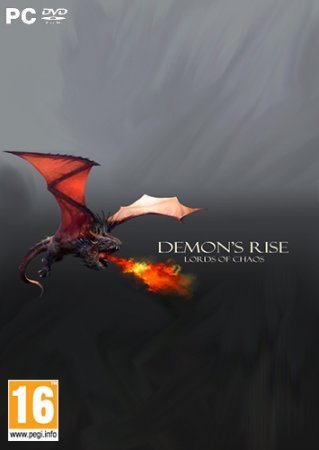 Demon's Rise - Lords of Chaos (2018) PC | Лицензия