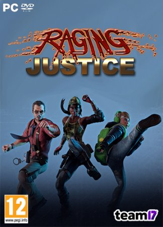 Raging Justice (2018) PC | Лицензия